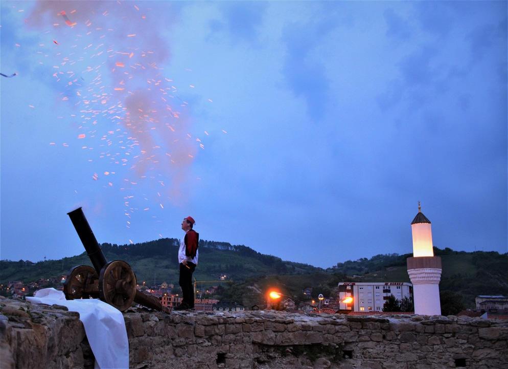 4.mjesto: Mirza Župljanin, Novi Pazar