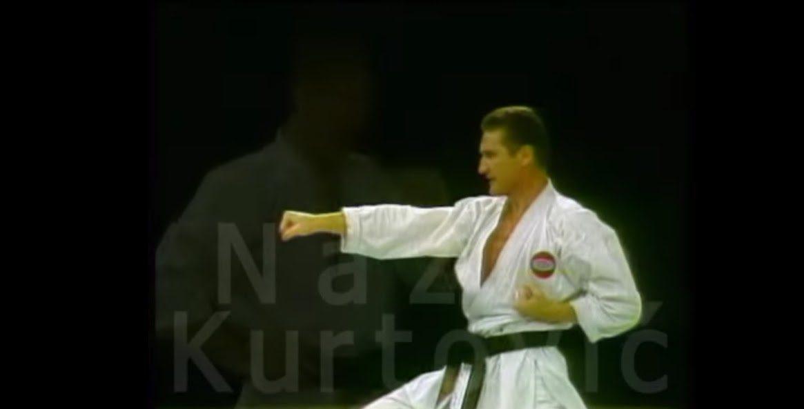 Sensei Nazim Kurtović u akciji