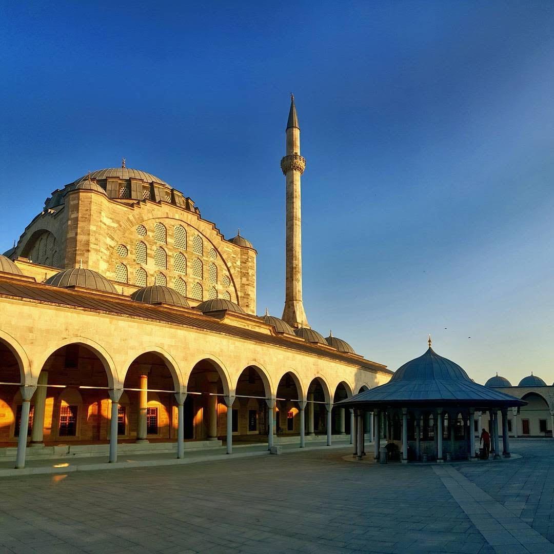 Mihrimah Sultan džamija (Edirnekapi), Fotografija ustupljena za sebilj.net iz privatne arhive